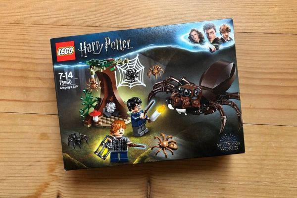 LEGO Harry Potter 75950 Aragogs Versteck