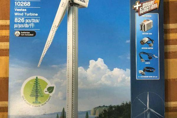 LEGO Creator Expert 10268 - Vestas Windkraftanlage