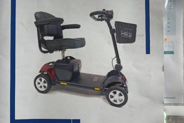Elektrischer Scooter Mod.Pixel für Senioren
