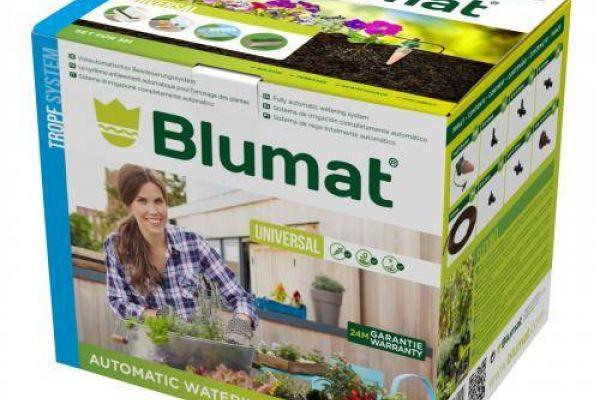 BLUMAT Tropfbewässerungssystem für Topfpflanzen