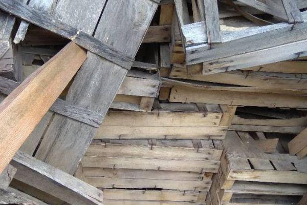 Holzsteigen