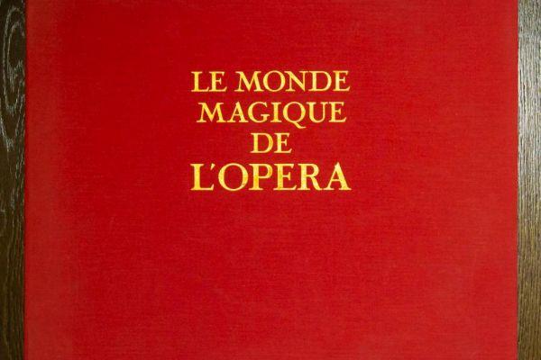 "Vinyl Set ""Le Monde Magique de l'Opera"", 13 Schallplatten"