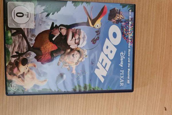 DVD Video Oben