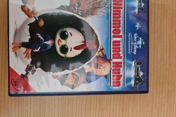 DVD Video Himmel und Huhn