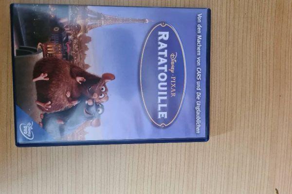 DVD Video Ratatouille