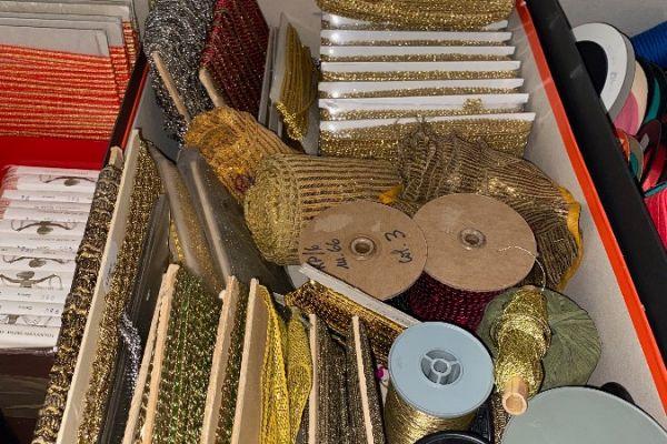 Goldborten  günstig zu verkaufen