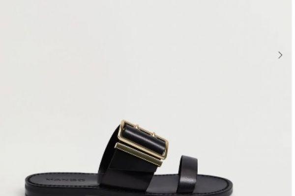 sandalen leder NEU