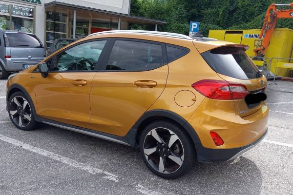 Ford Fiesta Active 100 ps