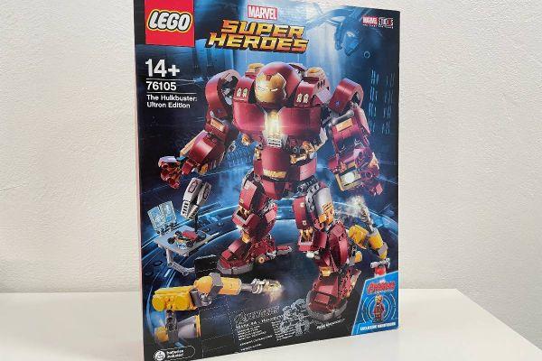 "LEGO®-Set ""76105: Marvel Avengers: Infinity War"""