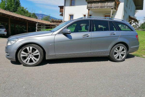 Mercedes C250 CDI 4Matic