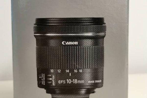 Objekiv Canon