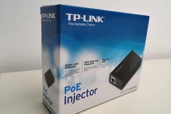 Gigabit PoE Splitter - TP-Link TL-POE150S