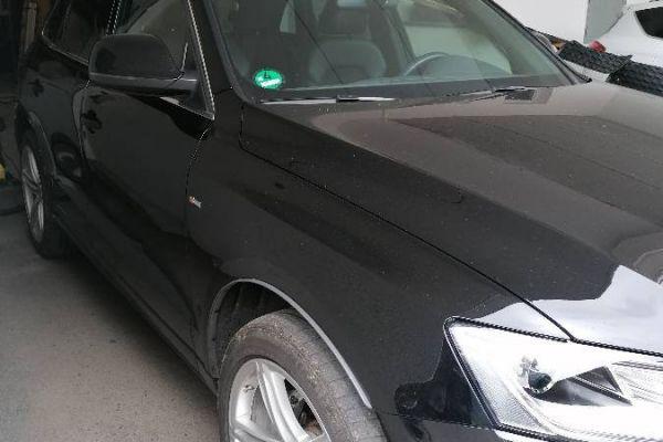 Audi q5 sline 2013