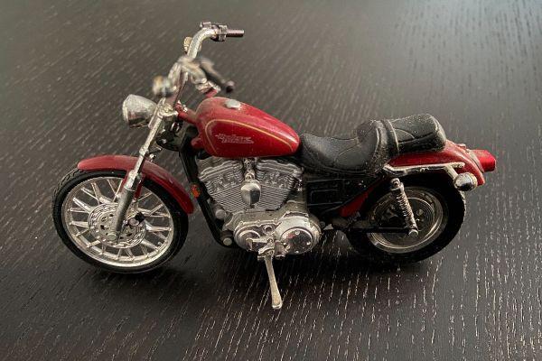 Harley Modelle von Maisto