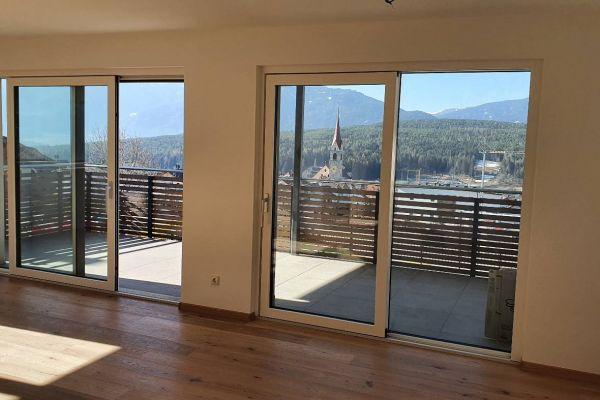 Vermiete neue 4-Zimmerwohnung in wunderschöner Lage in Pfalzen