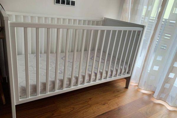 Kinderbett zu verkaufen