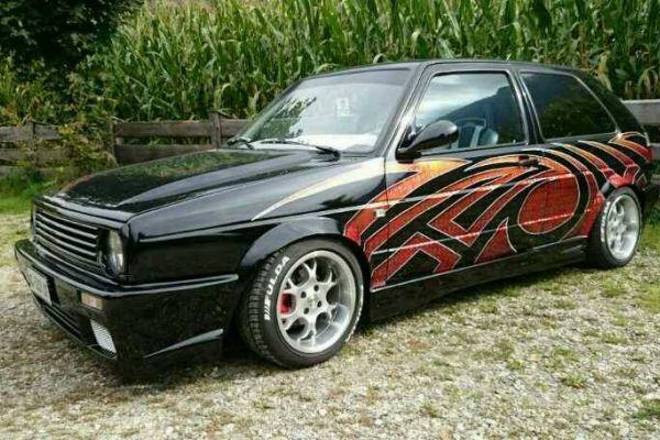 VW Golf II GTI 8V 19E