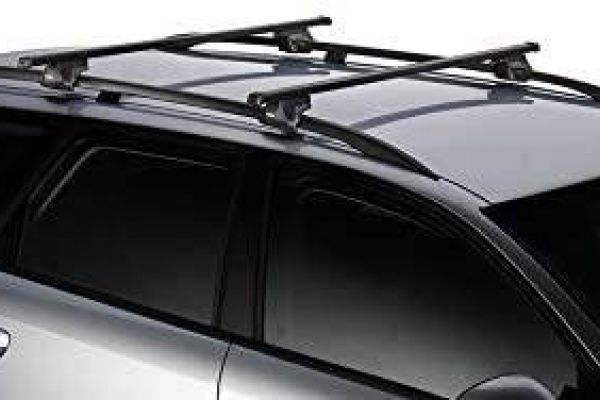 Dachträgerset, Fahrradhalterset 2x und Skihalterset