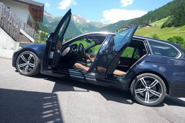 BMW e91 330d x drive 4x4 245PS