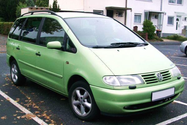 Gebrauchten VW Sharan
