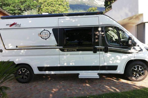 Verkaufen  Malibu Van 600 DB skyview charming
