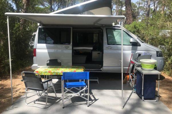 VW T5 California Beach TDI