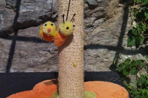 Schöner Kratzbaum