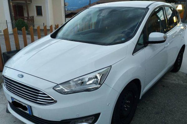 Ford C-Max TDCI Titanium zu verkaufen