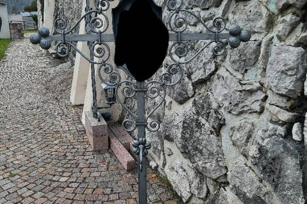 GRABKREUZ ZU VERK.
