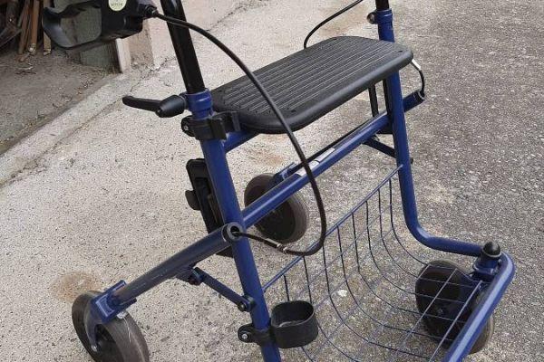 Gebrauchter Rollator