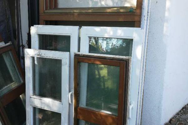 4 Südtirol Fenster mit Stock
