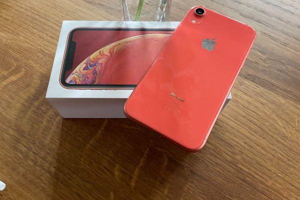 iPhone XR iOS14.3