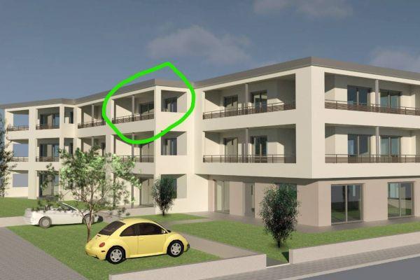Neue Zweizimmerwohnung/Erstbezug in Lana zu vermieten