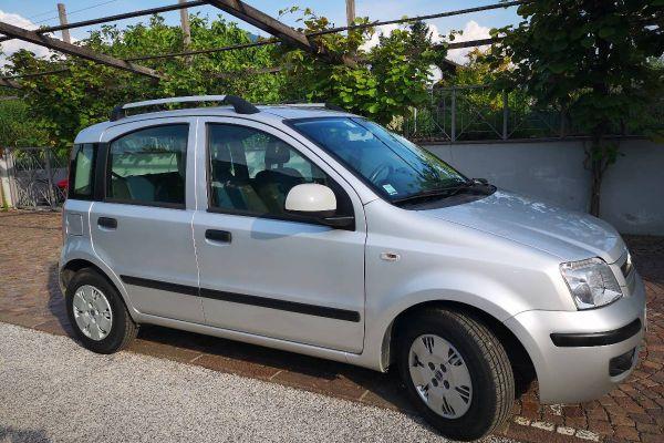Fiat Panda 1.200 cc. Benzin, geeignet für Führerscheinneulinge