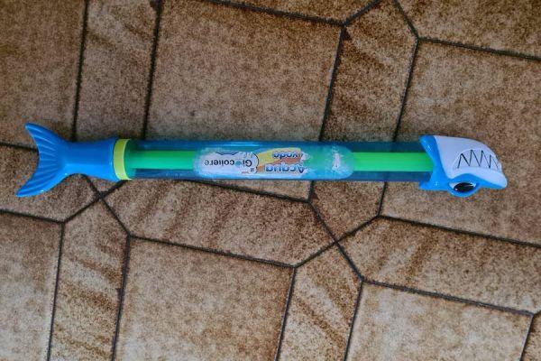 Wasserpistole für kleine Spande