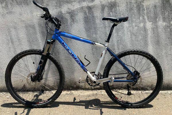 Hardtail Mountainbike Sehr Leicht