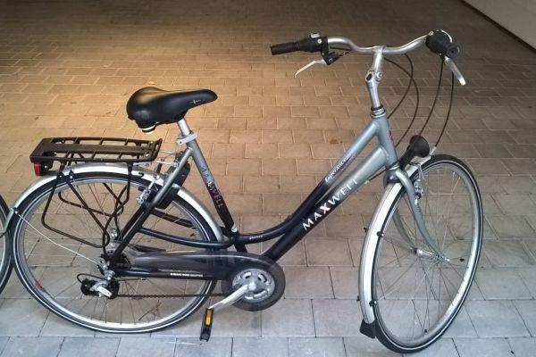 MAXWELL Alu Fahrrad für City