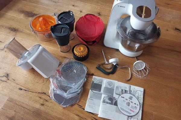 Küchenmaschine Bosch 1000W MUM5