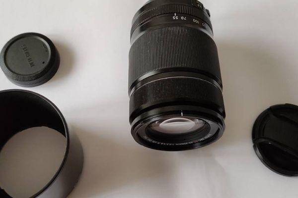 Fujifilm FUJINON XF 55-200mm / F3.5-4.8 R LM OIS gebraucht