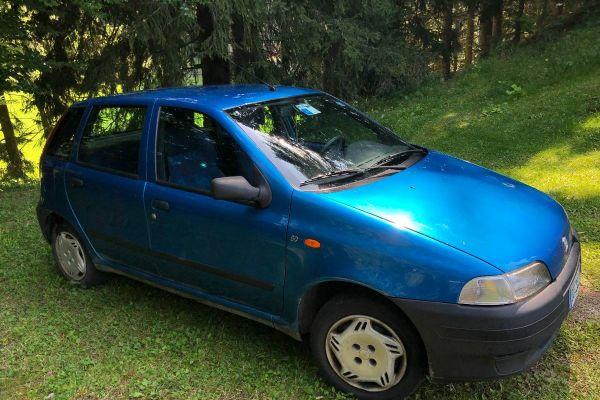 Fiat Punto (BJ 1999)