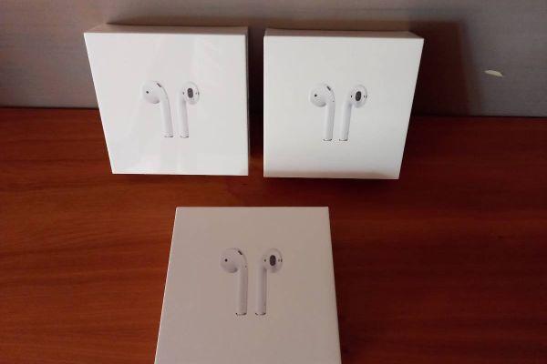 Apple Airpods 2. Generation - Nie benutzt