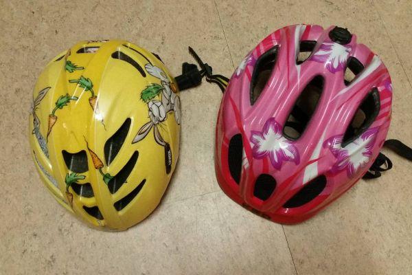 Fahrradhelme Mädchen