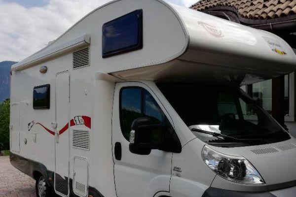 Camper Fiat Ducato Giottiline et 25