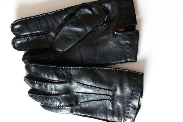 Lederhandschuhe Herren Größe 8