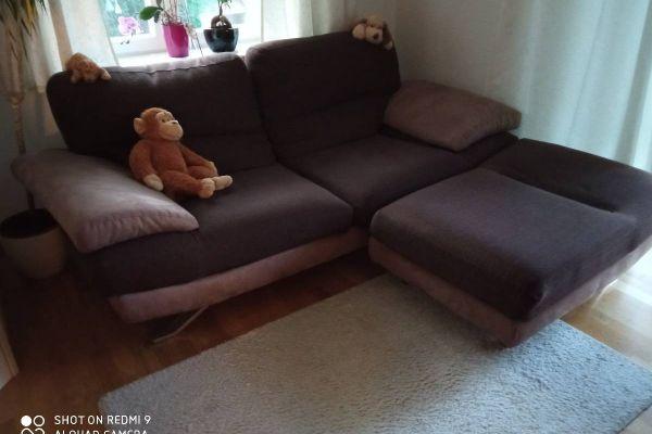 Couch neuwertig