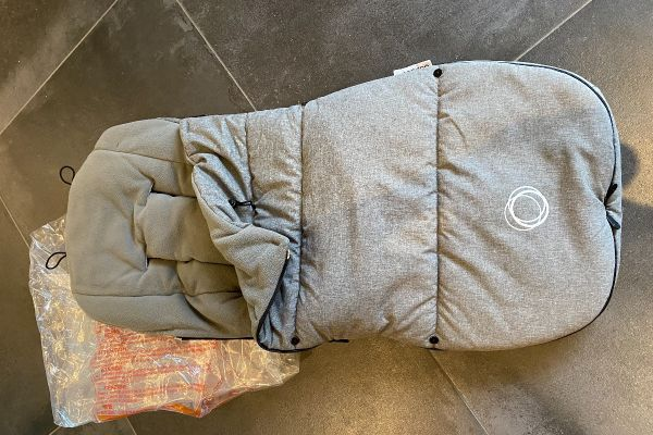 Fußsack Winter Bugaboo 0-36 Monate
