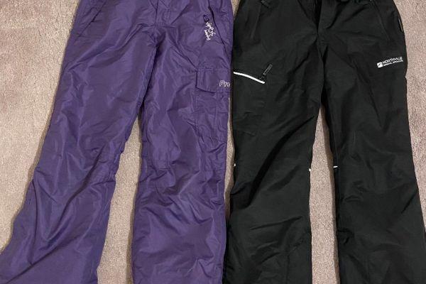 Winterbekleidung Damen und Kinder