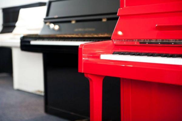 Klaviere mieten ab 29 Euro/mtl.
