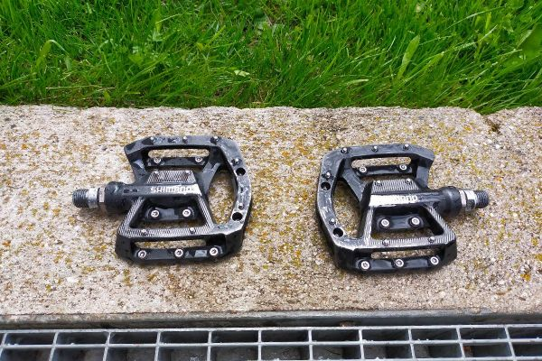 Flat Pedale Shimano pd-gr500