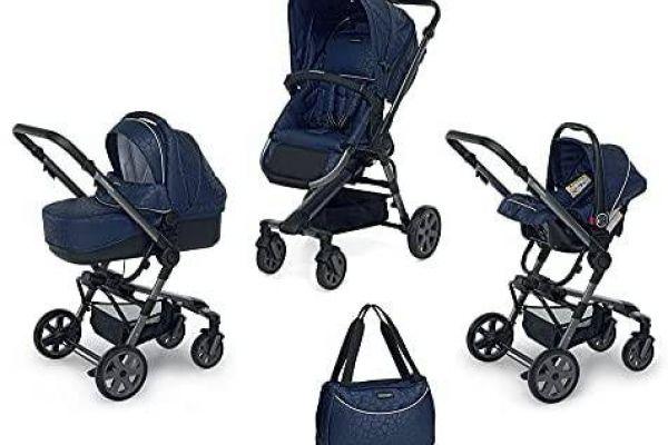 Kinderwagen Prenatal 4teilig